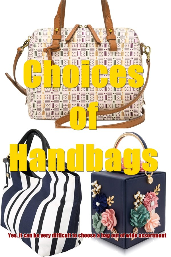 Tips For Buying Great Choices Of Handbags
