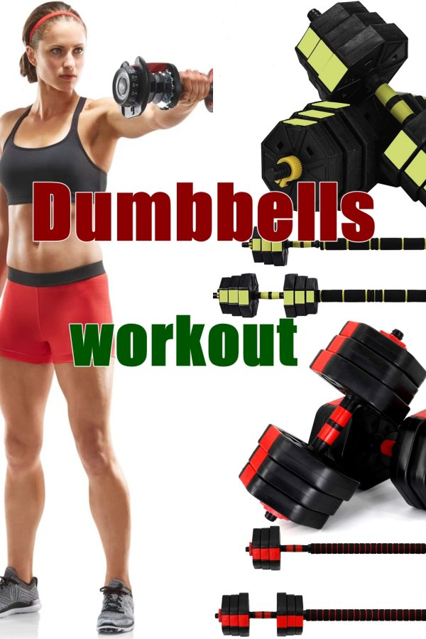 Dumbbells Are Great Fitness Tools To Add To Your Home Gym So Get Started With Some Dumbbells Workouts And Find That Better Body.