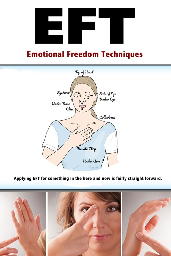 EFT Stands For Emotional Freedom Techniques, And Is The Fastest Growing Self-help Tool On The Planet. The Basic Step-by-step Instructions Of This Meridian-based Healing Modality Are Available Free For Resolving Physical And Emotional Issues.