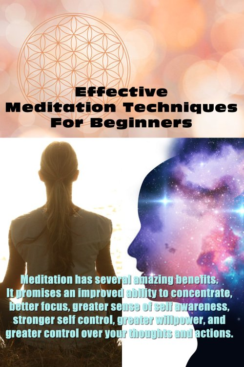 Meditation Has Several Amazing Benefits. It Promises An Improved Ability To Concentrate, Better Focus, Greater Sense Of Self Awareness, Stronger Self Control, Greater Willpower, And Greater Control Over Your Thoughts And Actions.