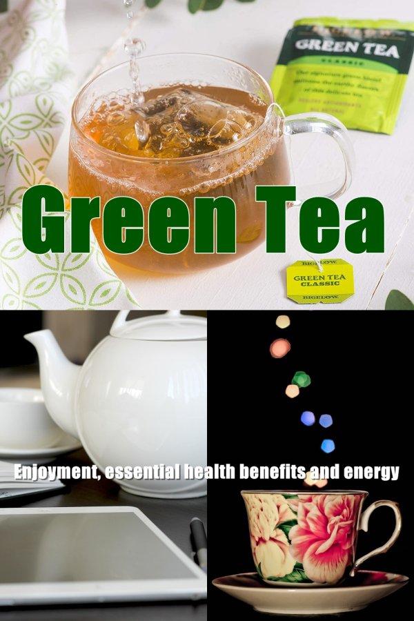 Green Tea Miracles