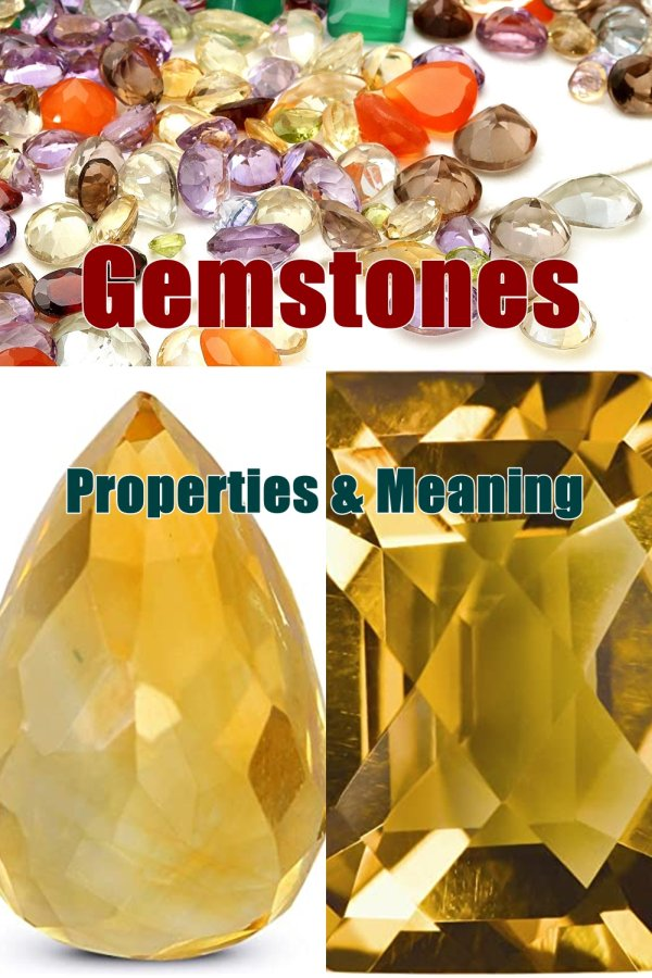 Gems Or Gemstones Can Be Very Expensive And Relatively Rare Or They Can Be Very Common Stones That Are Found In Many Different Areas Of The World.