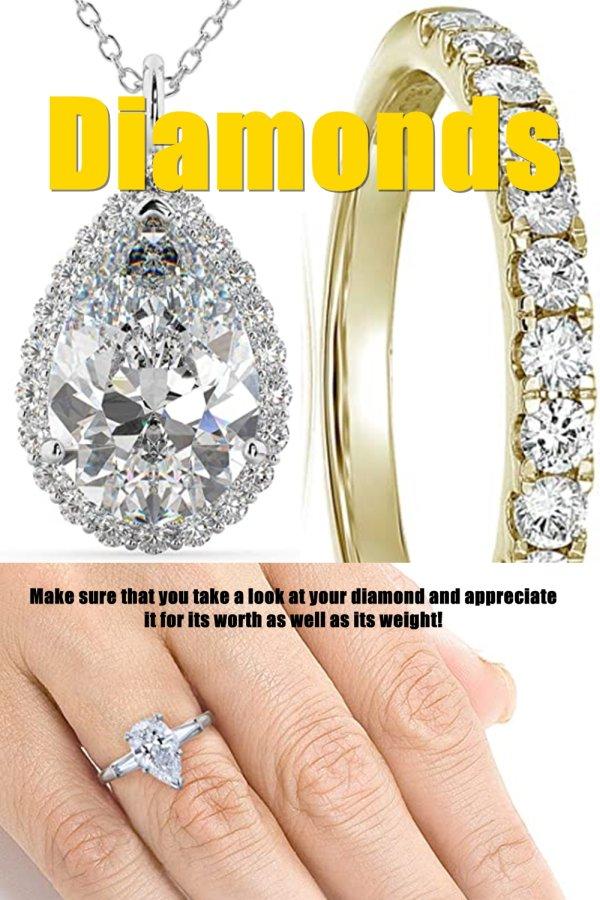Carats: Measuring Diamonds