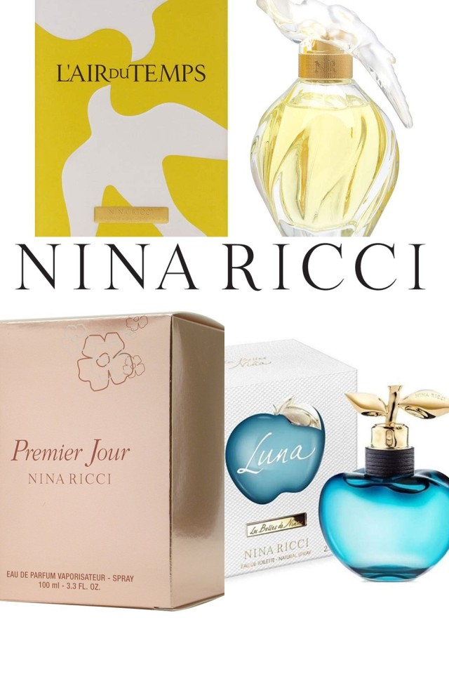 Founded In 1932, Nina Ricci Has Remained One Of The Most Prestigious Fashion Houses In All Of France.