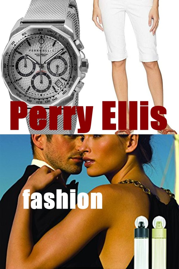 Perry Ellis – Clothing, Shoes, And Perfumes