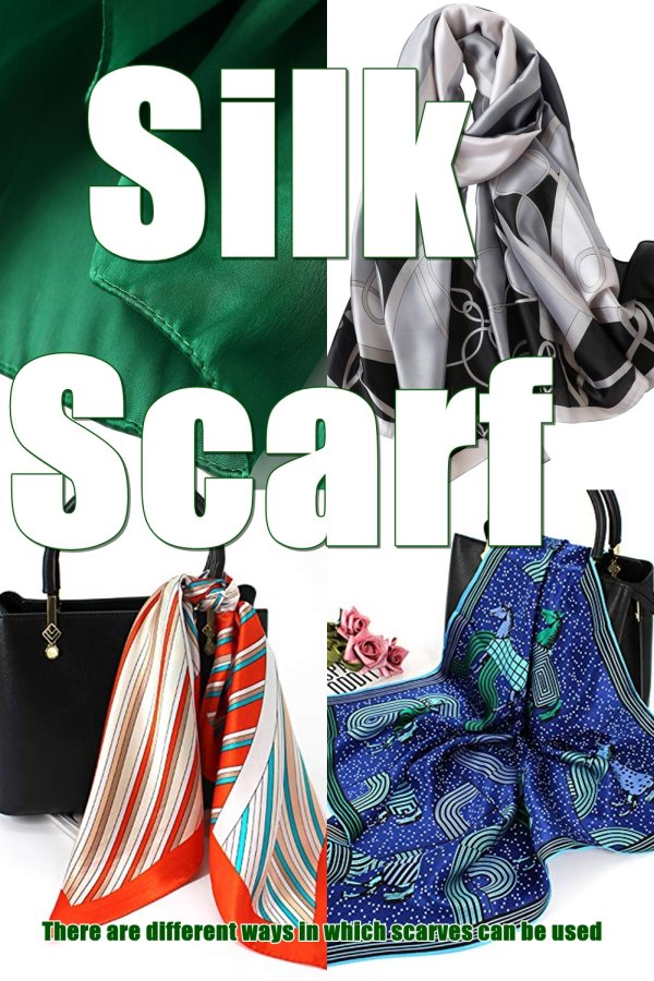 There Are Different Ways In Which Scarves Can Be Used. One Can Use Them As A Bandana, A Head Wrap Or Even As A Belt.