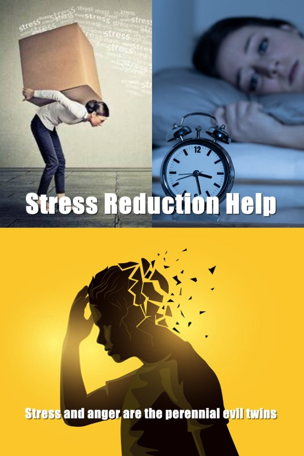 Stress Reducer Tools: Stress Reduction Help