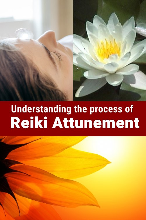 You May Think Of The Attunement As Being A Process Of Receiving Access To A Very Special Set Of Energetic Healing Tools.