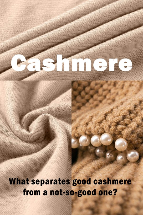 Because A Cashmere Sweater Is A Classic And A Good Fashion Investment, It Deserves Only The Best Care In The World.