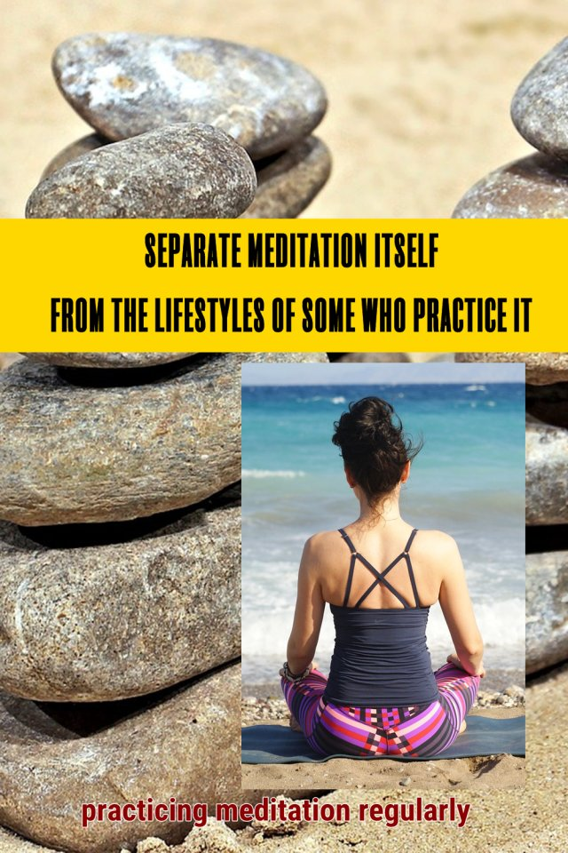 By Practicing Meditation Regularly, You'll Shift Away From Feeling Like A Victim Of The Circumstances Around You.