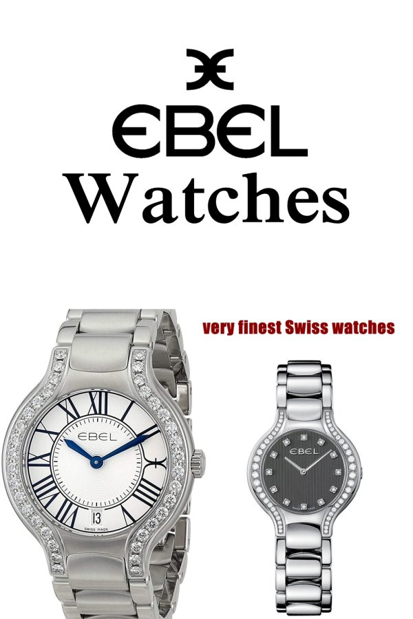 Ebel Watches The Ebel Beluga Collection