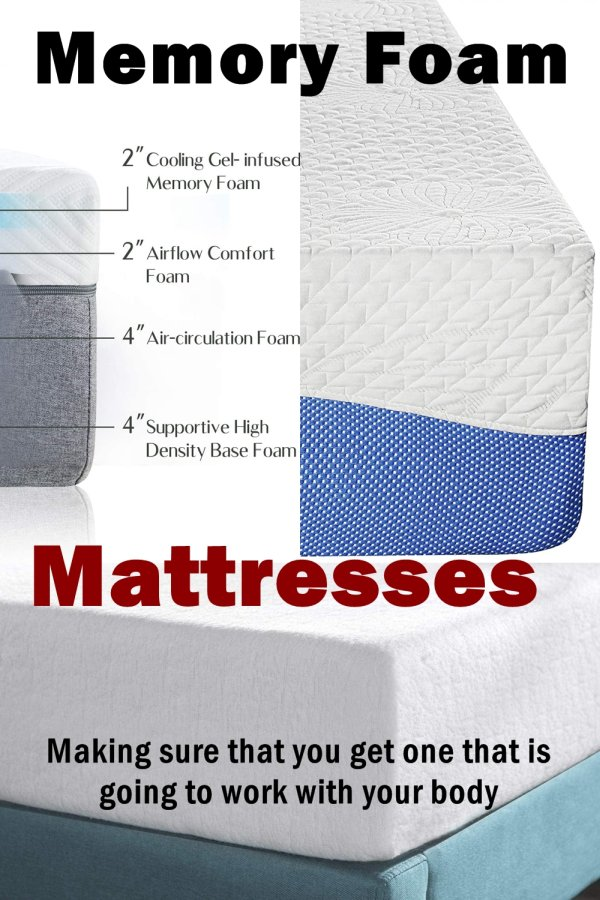 Memory Foam Mattresses Are A Popular Bed, And They Are Really Going To Be Very Comfortable For A Long Time.